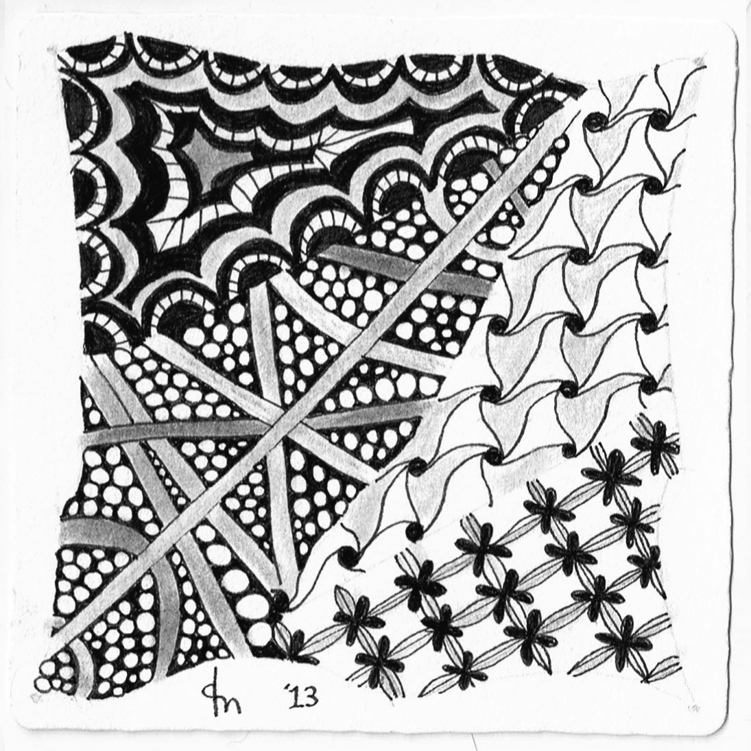 Once upon a tangle random acts of zentangle fandeluxe Image collections